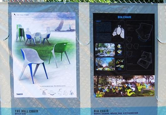 NYで開催中の公園のイスのデザイン・コンテスト Draw Up A Chair_b0007805_2328182.jpg