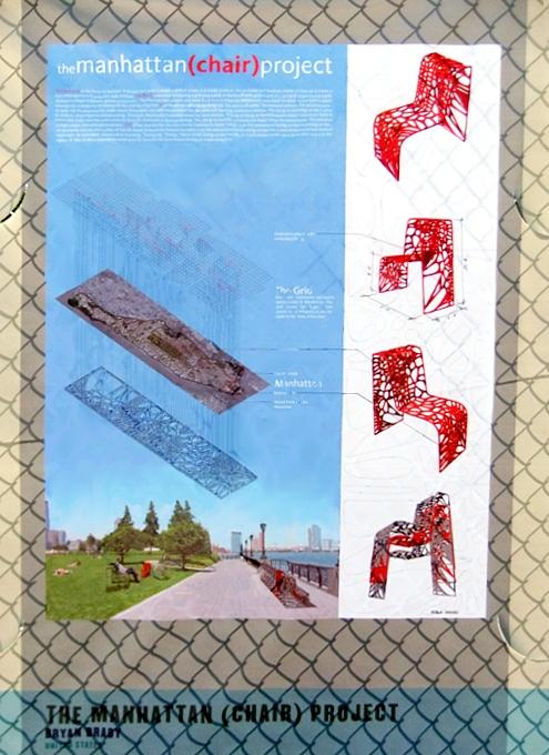 NYで開催中の公園のイスのデザイン・コンテスト Draw Up A Chair_b0007805_23282993.jpg