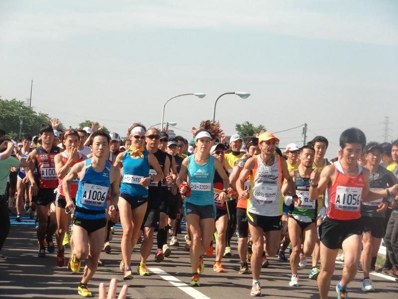6月1日(土) 東京柴又100Kマラソン_d0278912_1221836.jpg