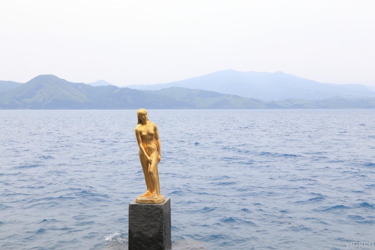 みちのくひとり旅 〜 田沢湖 〜_f0157812_1724049.jpg