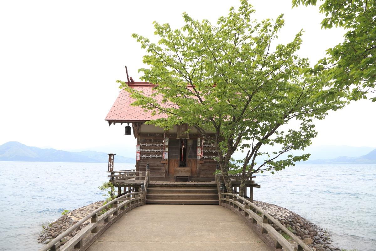 みちのくひとり旅 〜 田沢湖 〜_f0157812_17335100.jpg