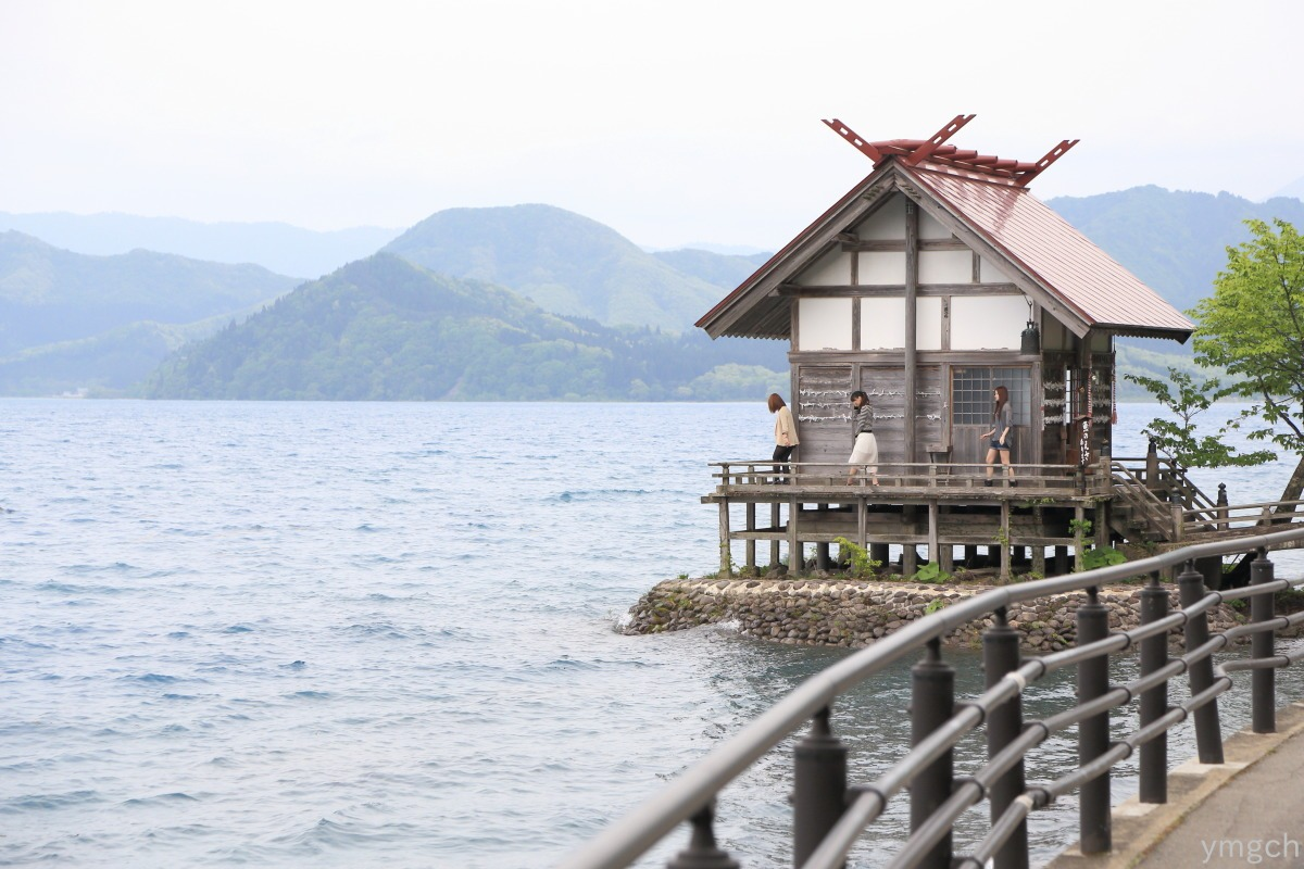 みちのくひとり旅 〜 田沢湖 〜_f0157812_1734842.jpg