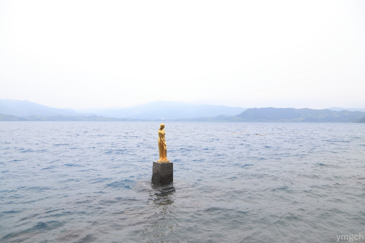 みちのくひとり旅 〜 田沢湖 〜_f0157812_1743779.jpg