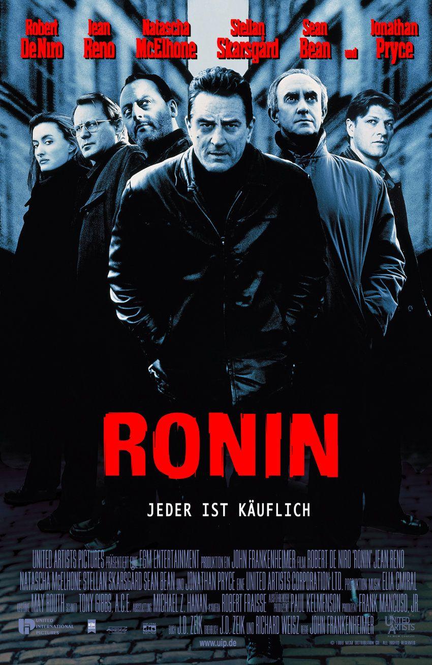 ジョン・フランケンハイマー監督のRONINという映画