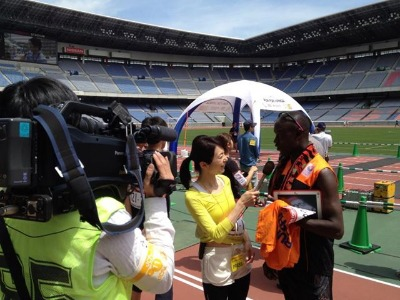 Run for Africa in横浜_a0231828_1611183.jpg