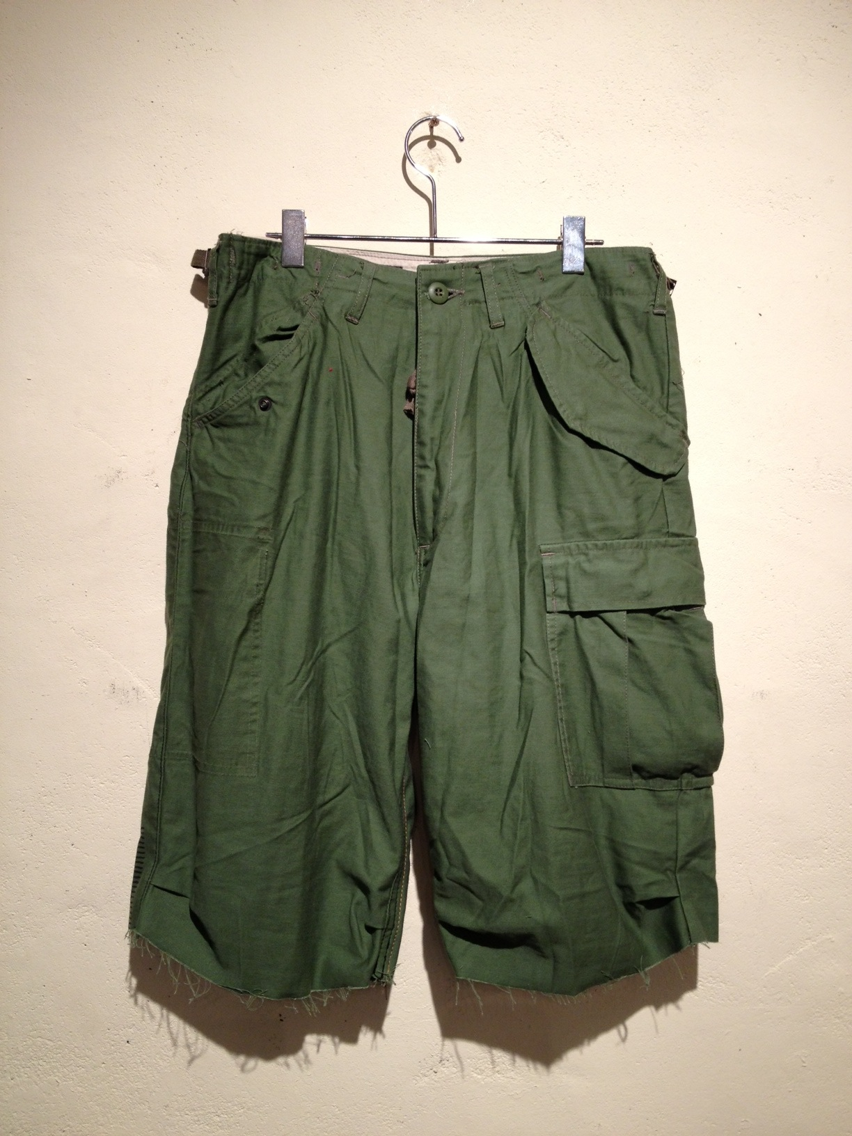 Re.MAKE M-65 CARGO PANTS_f0126931_1814203.jpg