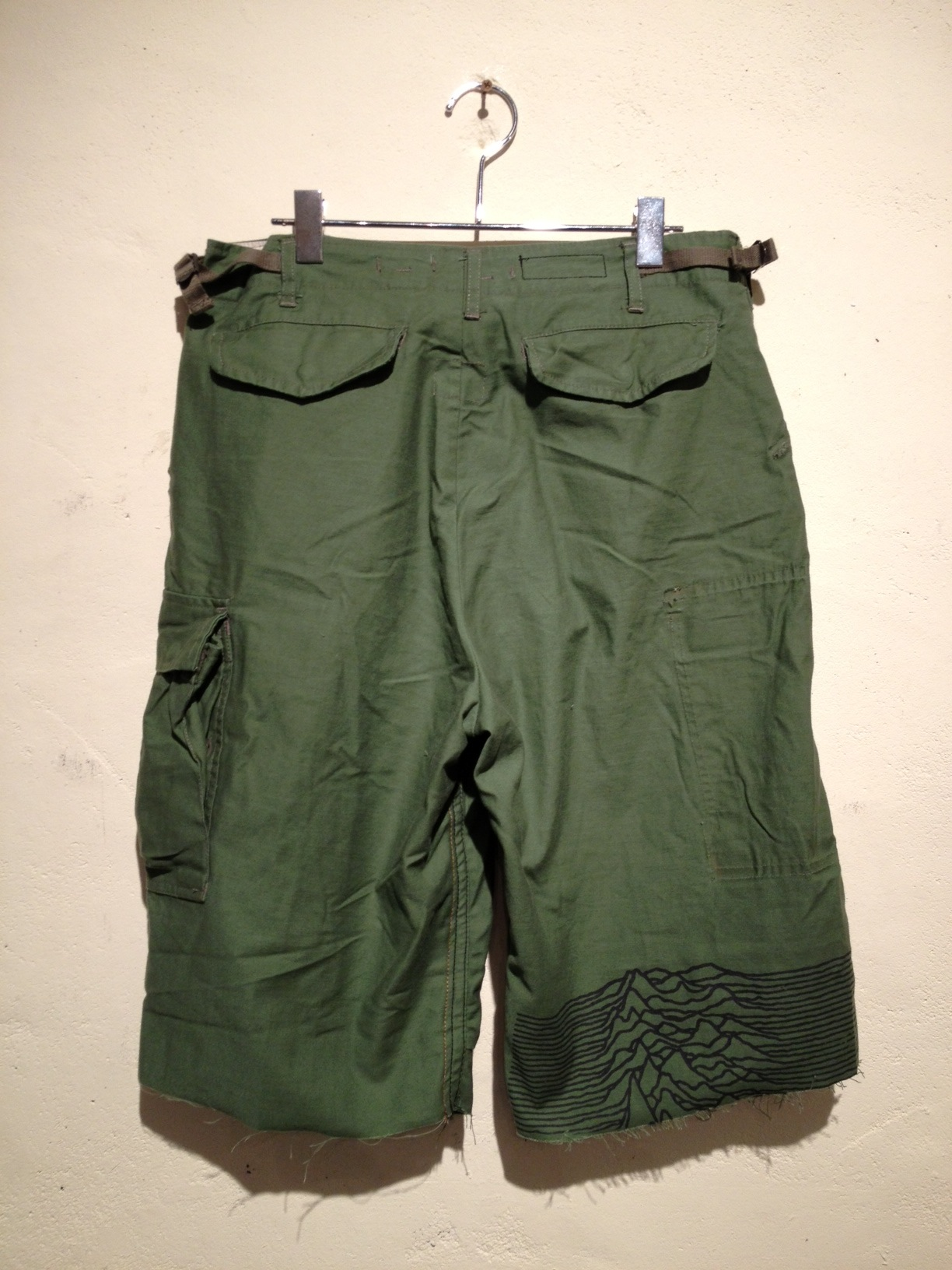Re.MAKE M-65 CARGO PANTS_f0126931_18143141.jpg
