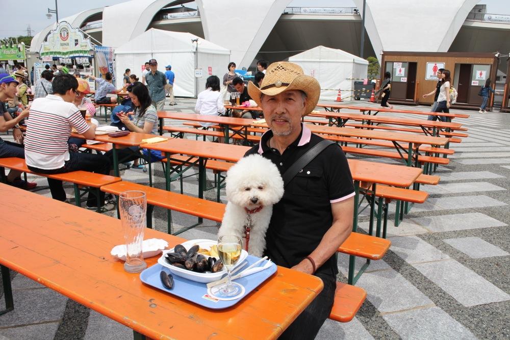 オクトーバーフェスト at 駒沢公園_f0209434_10483616.jpg
