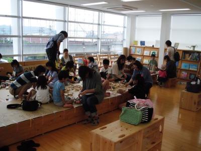 出張木工教室 in  くらしき環境フェスティバル_b0211845_17165140.jpg