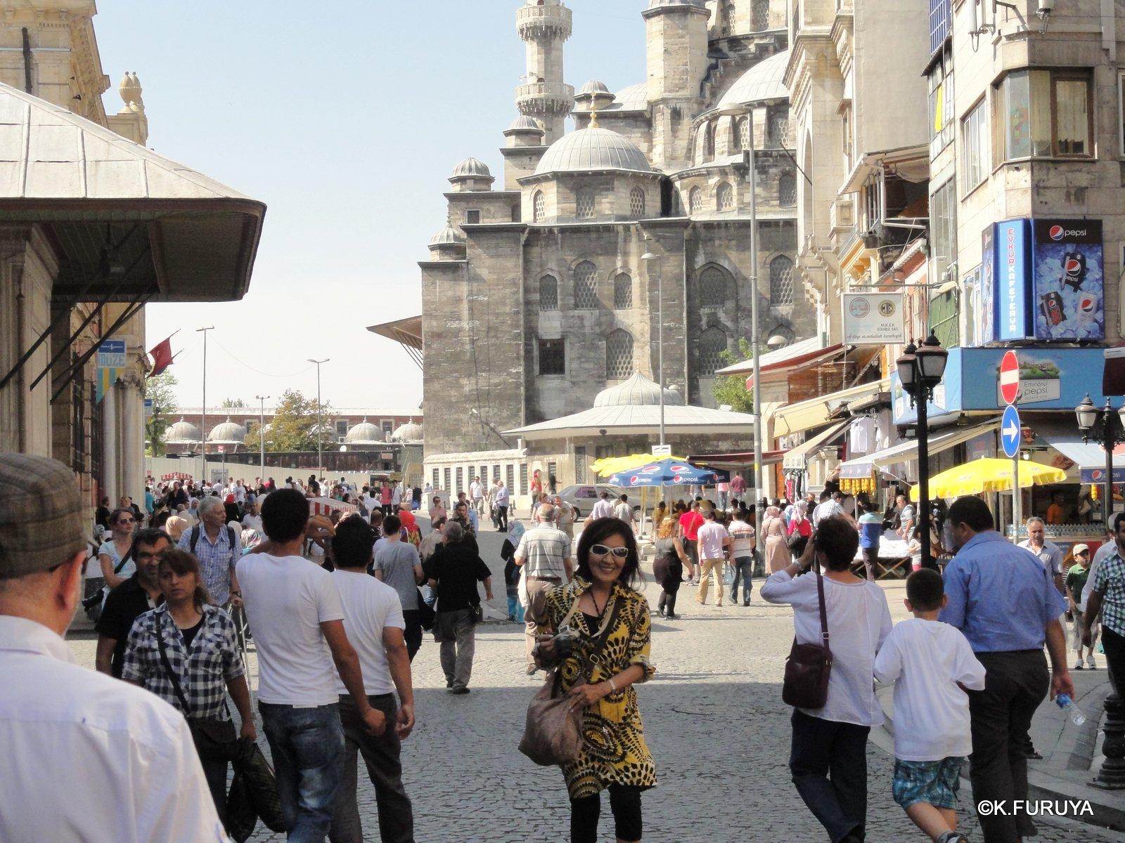 トルコ旅行記 37 イスタンブール旧市街その1_a0092659_22175596.jpg
