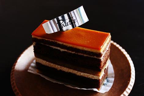 水戸プラザホテルのSweets Boutique Paletteのケーキをいただきました♪_a0154192_872573.jpg