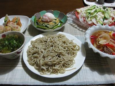 ニラ豆腐バ-グ♪_f0116812_1741134.jpg