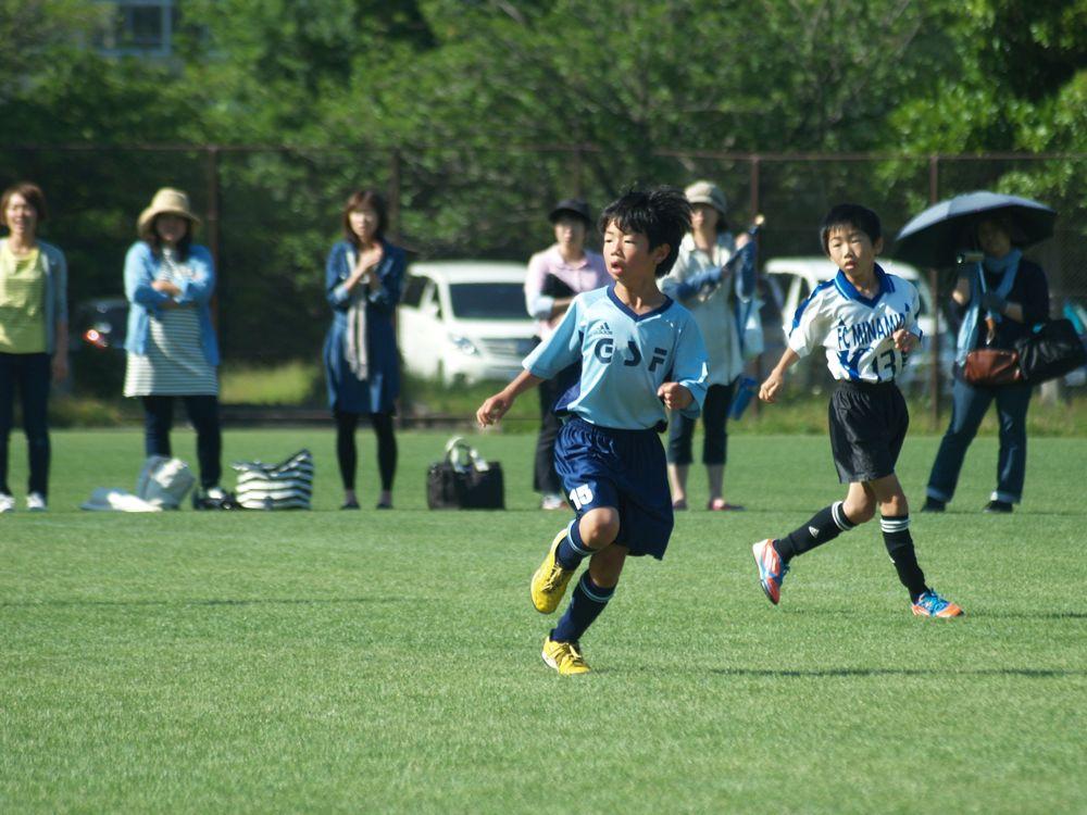 第65回あすなろ杯少年サッカー大会Lの部予選リーグ_a0109316_15191043.jpg