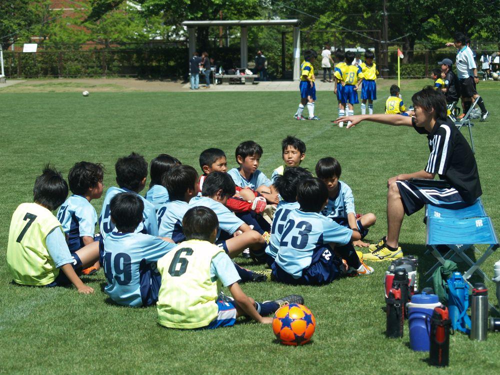 第65回あすなろ杯少年サッカー大会Lの部予選リーグ_a0109316_15194237.jpg