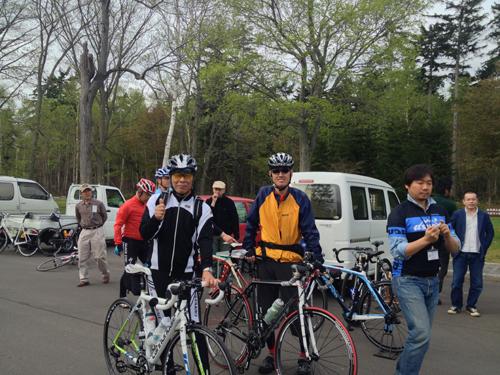 初挑戦!自転車イベント。_f0096216_1053328.jpg
