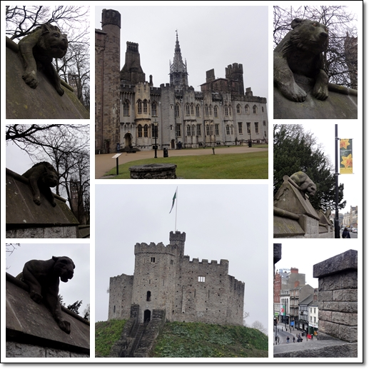 Cardiff Castle~カーディフ城_c0079828_0163582.jpg
