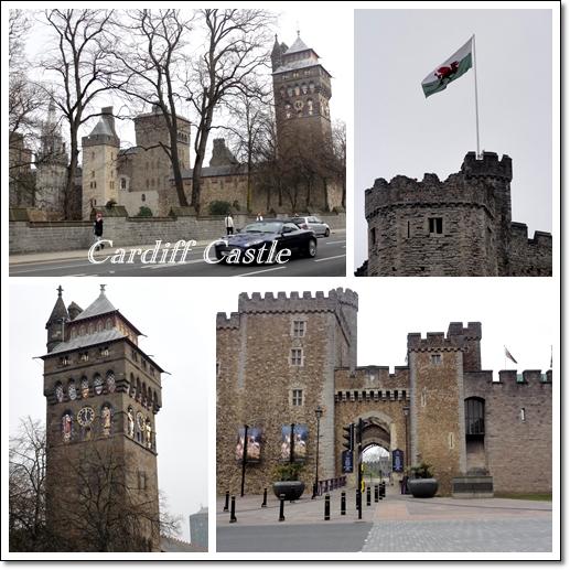 Cardiff Castle~カーディフ城_c0079828_145065.jpg