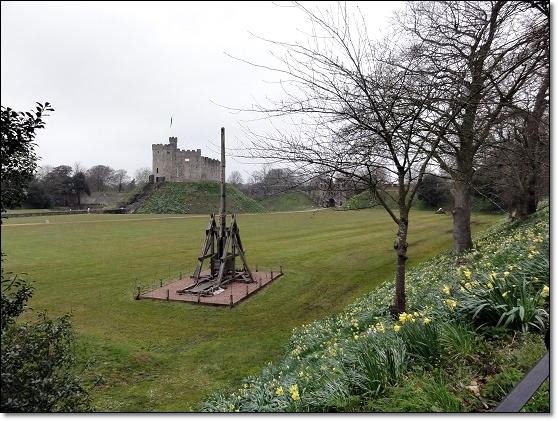 Cardiff Castle~カーディフ城_c0079828_1631235.jpg