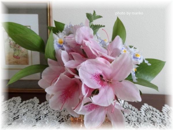 庭の花と・・_d0165645_1355630.jpg
