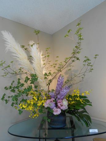 花と器展 ジャズライブ_e0109554_7161136.jpg