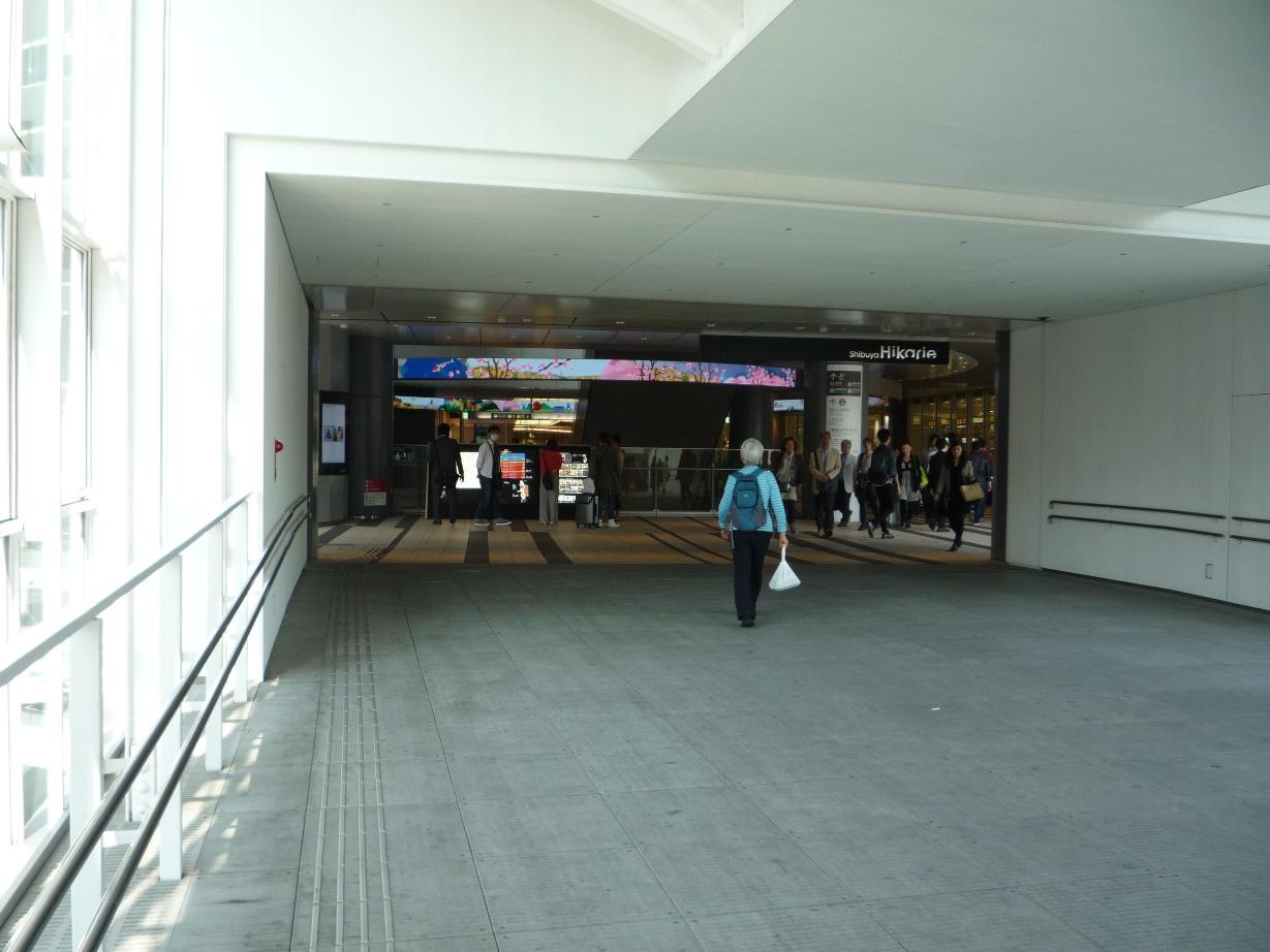 渋谷地下迷宮に挑戦_d0061857_1914076.jpg