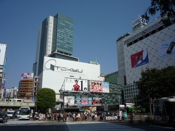 渋谷地下迷宮に挑戦_d0061857_1922117.jpg