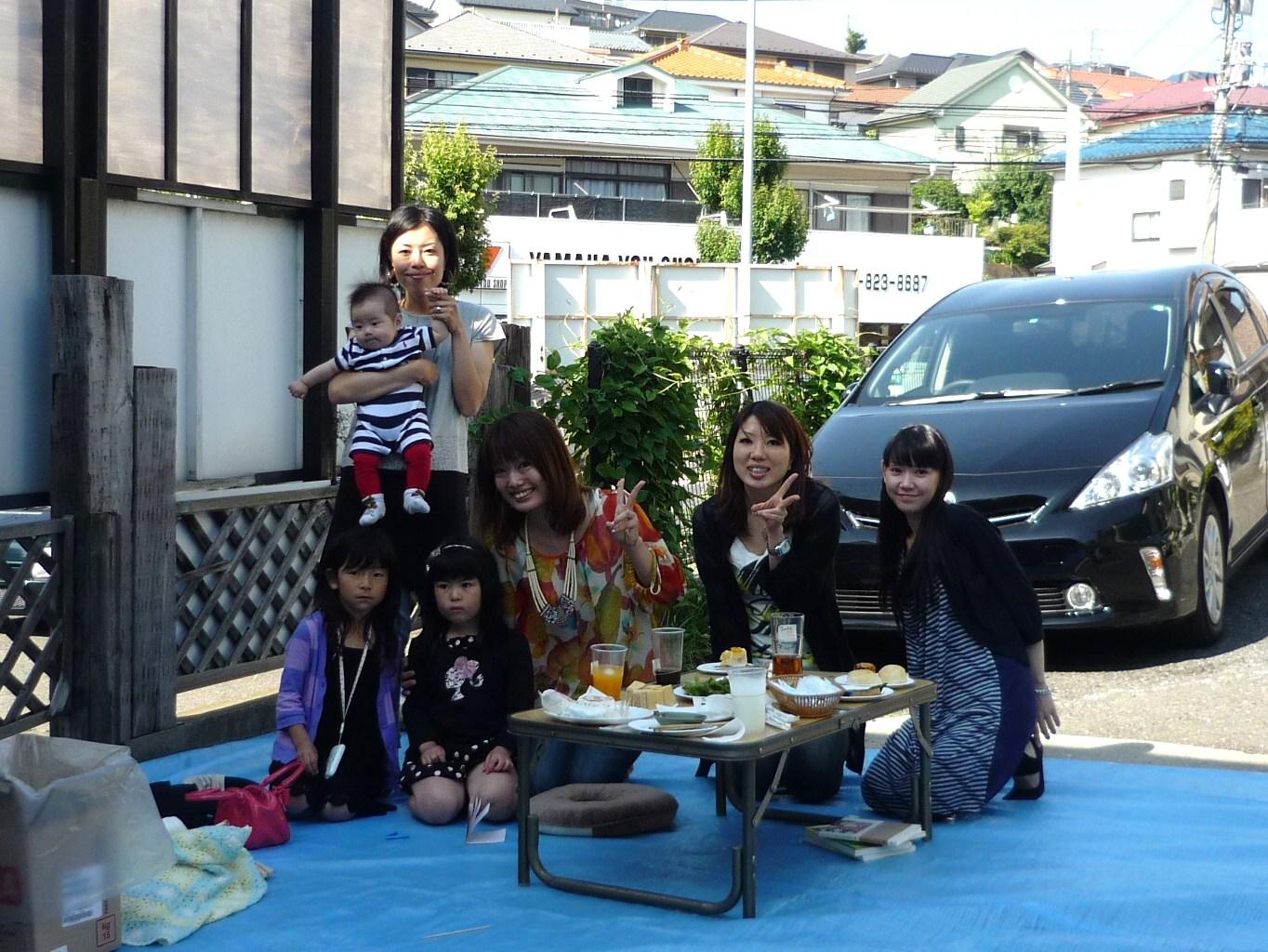 6/2(Sun) 毎年恒例BBQ☆_c0229062_11193650.jpg