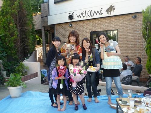 6/2(Sun) 毎年恒例BBQ☆_c0229062_11361894.jpg