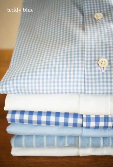 the custom shirts  カスタムメイドのシャツ_e0253364_9314852.jpg