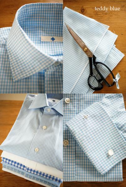 the custom shirts  カスタムメイドのシャツ_e0253364_9323439.jpg