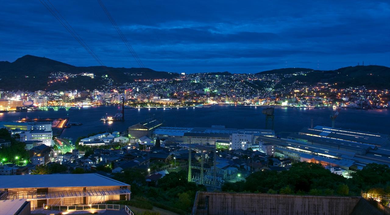 長崎の夜景_f0018464_6575370.jpg