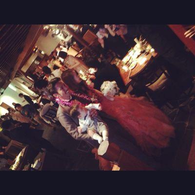五大君 & きりちゃん wedding party ☆_c0151965_15473255.jpg