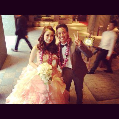 五大君 & きりちゃん wedding party ☆_c0151965_1547393.jpg