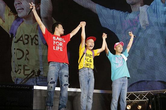 ファンモン解散!東京ドームのラストライヴで最後の激アツメッセージを10万人へ_e0197970_18183715.jpg