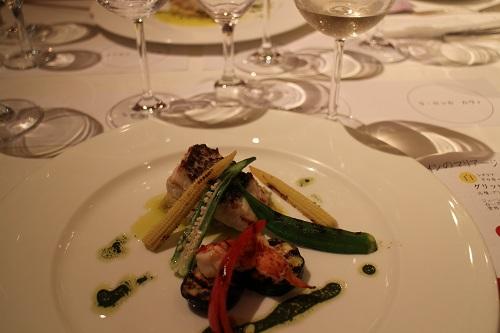 みしまプラザホテル イタリアワインの夕べ 2013/5/29_b0016474_17145366.jpg