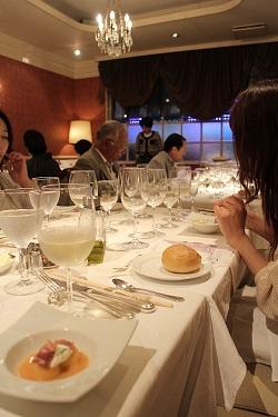 みしまプラザホテル イタリアワインの夕べ 2013/5/29_b0016474_17145478.jpg