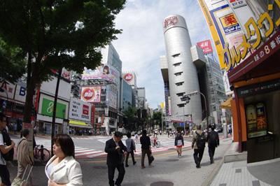 6月3日(月)の渋谷109前交差点_b0056983_11164826.jpg