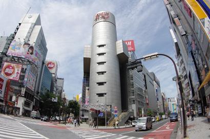 6月3日(月)の渋谷109前交差点_b0056983_11304525.jpg
