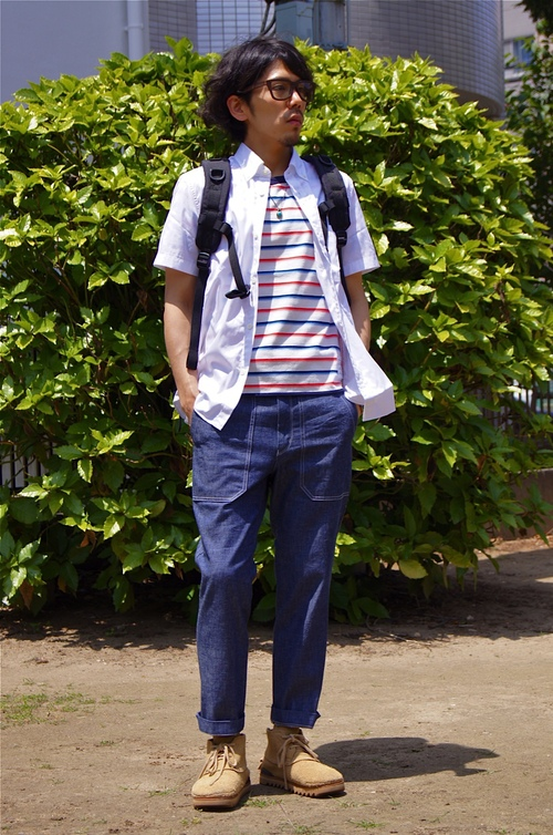 COMME des GARCONS - Daily summer look!!_c0079892_20354113.jpg