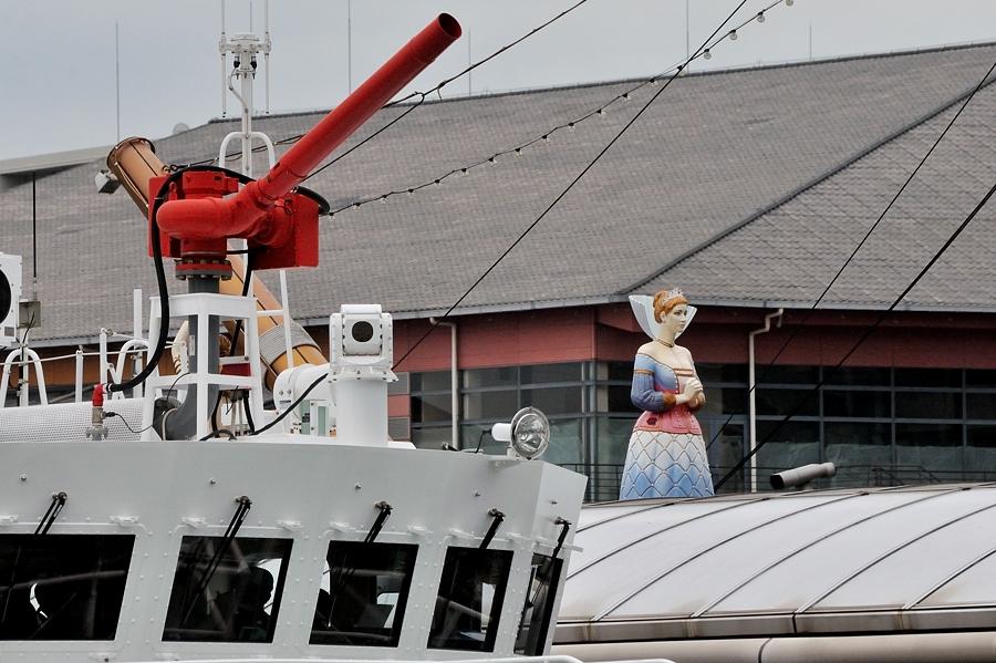 巡視艇「ふどう」一般公開_d0148541_19544327.jpg