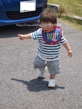 1歳の息子のこと_e0214646_1384432.jpg