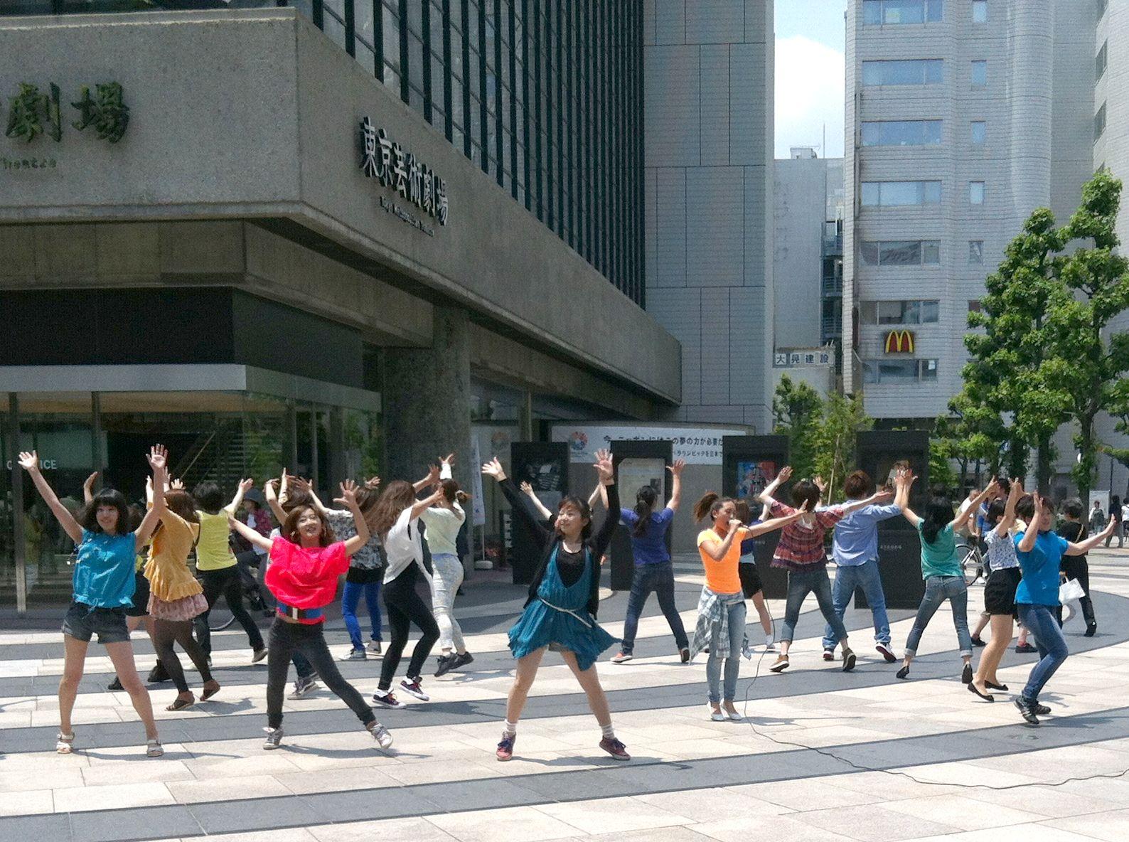 MOTTAINAIてづくり市開催報告 @池袋西口公園_e0105047_1818484.jpg
