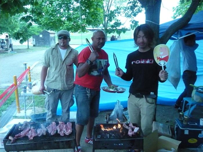 FIJI BAR BBQ  at Hirakata  May 2013_a0117653_23432742.jpg
