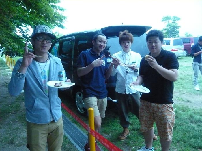 FIJI BAR BBQ  at Hirakata  May 2013_a0117653_23434413.jpg