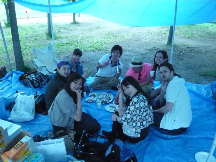 FIJI BAR BBQ  at Hirakata  May 2013_a0117653_23435851.jpg