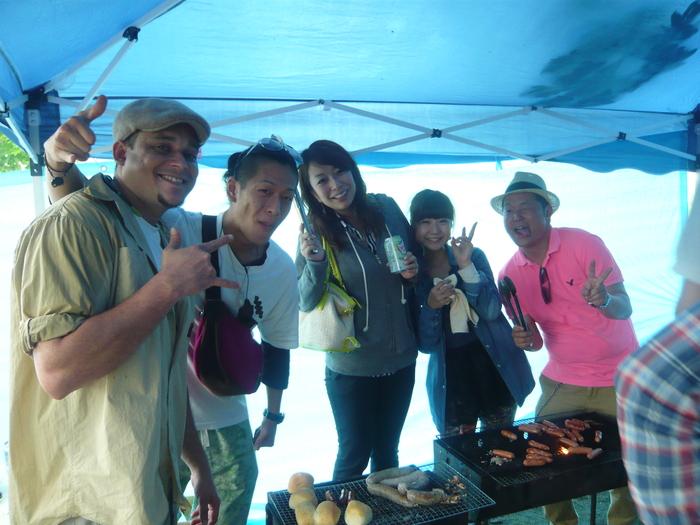 FIJI BAR BBQ  at Hirakata  May 2013_a0117653_23533770.jpg