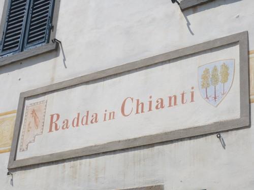 我が家のワイン教室ー今回はRADDA IN CHIANTI_c0179785_5285147.jpg