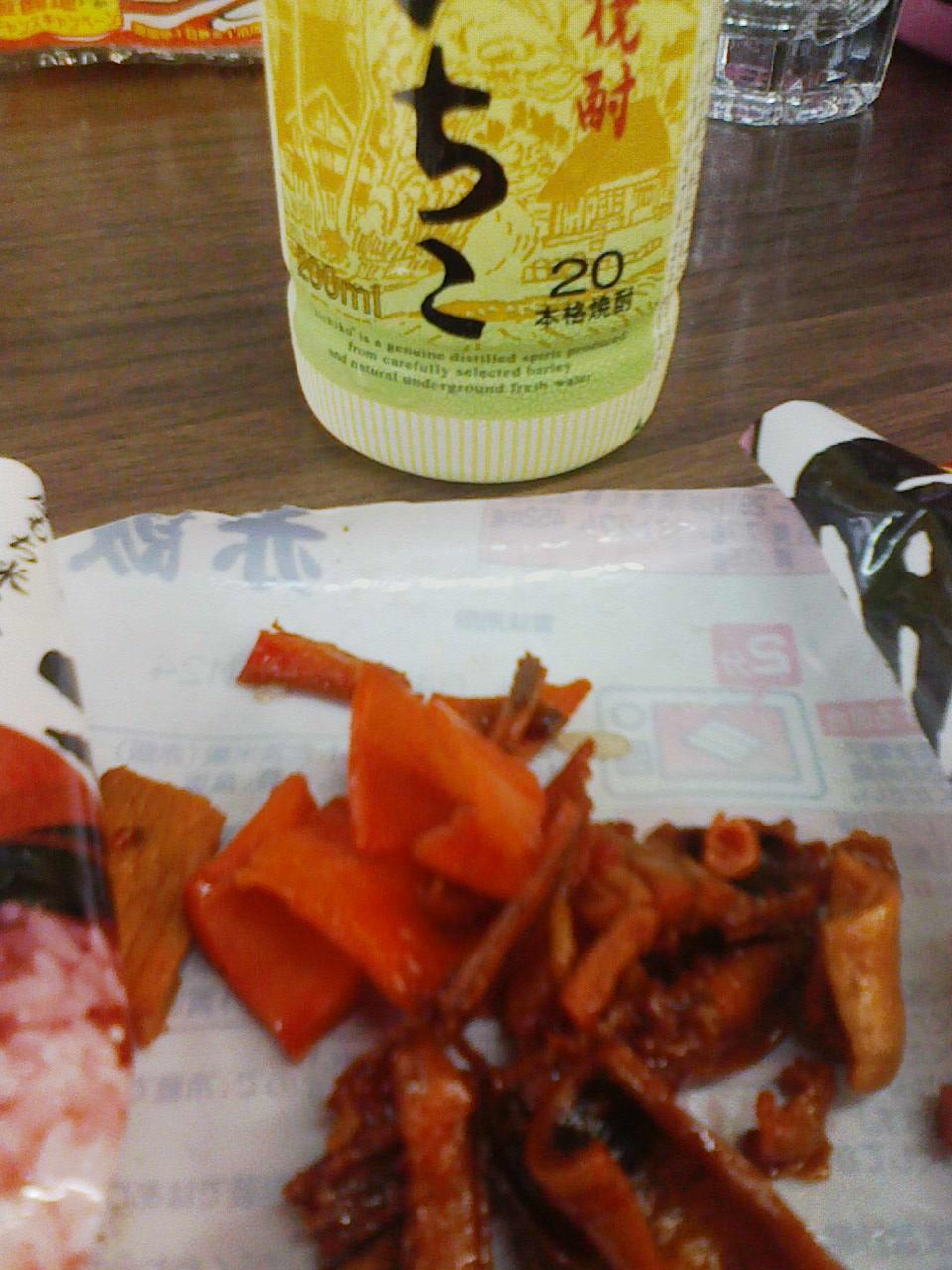 「よっちゃん」の味わい。角打ちは大人の駄菓子屋_c0061686_645105.jpg