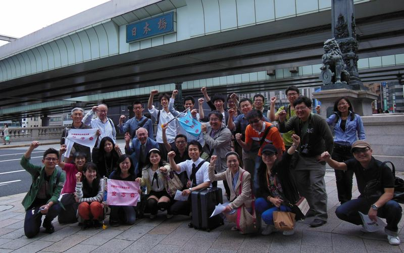 中国留学生交流支援立志会 東京の環境奉仕活動に参加_d0027795_10192328.jpg