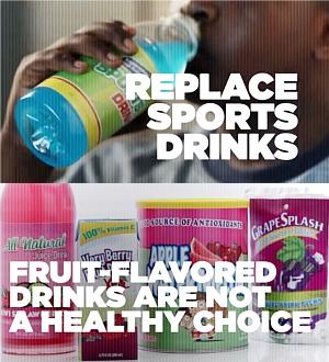 NY市が、フルーツ飲料やスポーツ飲料を控えようキャンペーン開始?!_b0007805_2159185.jpg